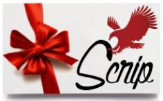 Valor Christian Academy Scrip program for fundraising