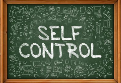 """Proverbs 16:32 """"Better to be patient than powerful; better to have self-control than to conquer a city."""" 1 Timothy 1:7 """"For God has not given us a spirit of fear and timidity, but of power, love, and self-control."""""""
